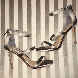Steve Madden Satin Stilettos (Brand New)